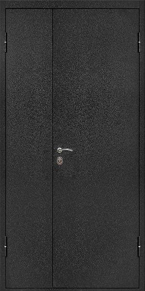 ЮрСталь ДВ-1 черный (внеш. вид)