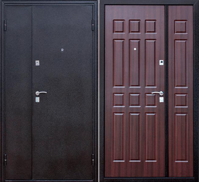 Дверь Йошкар Венге, 2 створки(1)