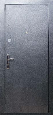 двери металлические под полимерное покрытие
