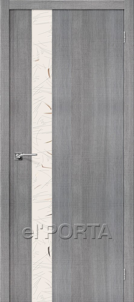 eko-porta-51-grey-crosscut-silver-art