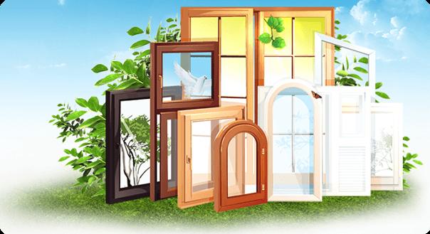 окна общая