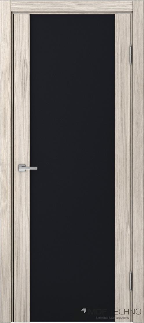 Лиственница кремовая 200 чёрный триплекс