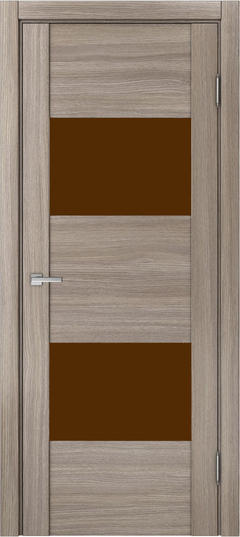 Доминика 221, Дуб дымчатый,лакобель коричневый
