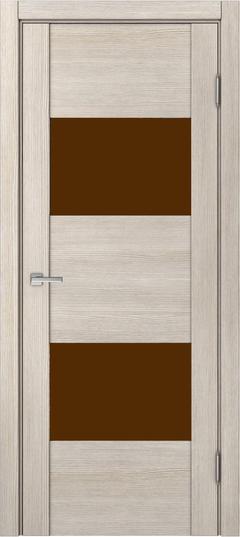 Доминика 221, Лиственница кремовая, лакобель коричневый