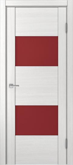 Доминика 221, Ясень белый,лакобель красный