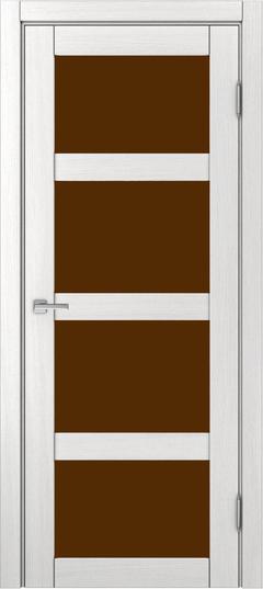 Доминика 224, Ясень белый, Лакобель-лакомат коричневый