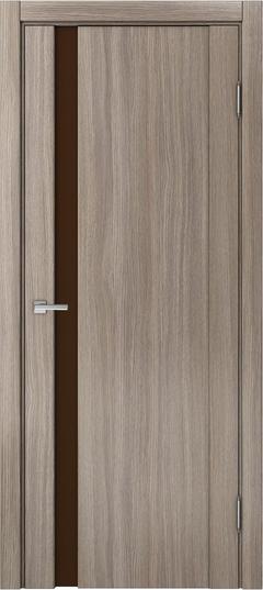 Доминика 225, Дуб дымчатый, лакобель коричневый