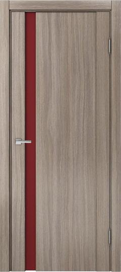 Доминика 225, Дуб дымчатый, лакобель красный