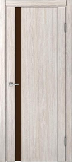 Доминика 225, Лиственница белая, лакобель коричневый
