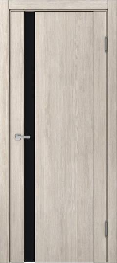 Доминика 225, Лиственница кремовая, лакобель чёрный