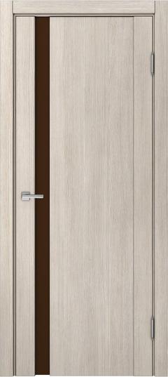 Доминика 225, Лиственница кремовая, лакобель коричневый