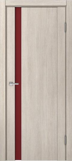 Доминика 225, Лиственница кремовая, лакобель красный