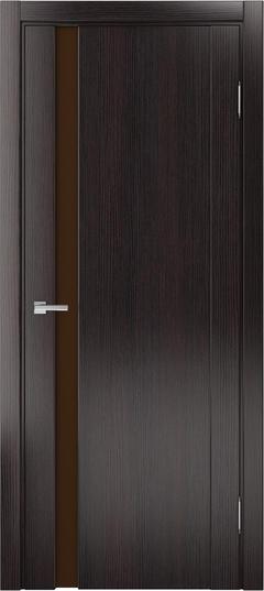Доминика 225, Орех тёмный, лакобель коричневый