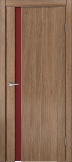 Доминика 225, Орех золотистый, лакобель красный