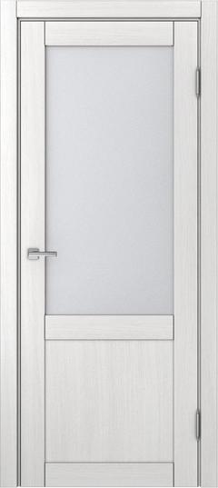 Доминика 320, Ясень белый, Белый лакобель-лакомат