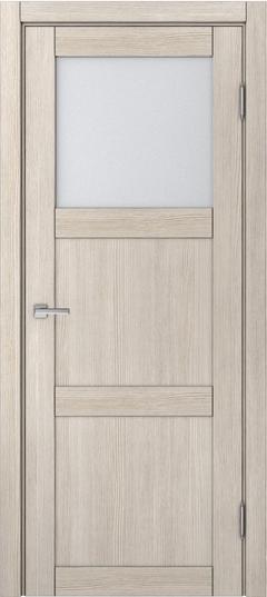 Доминика 324, Лиственница кремовая, Белый лакобель-лакомат