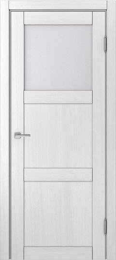 Доминика 324, Ясень белый, Белый лакобель-лакомат