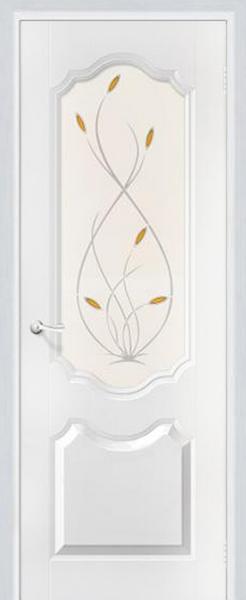 Орхидея ДО, белоснежный
