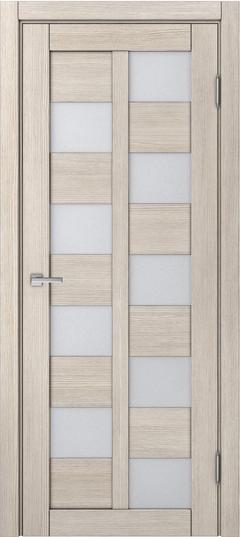 Доминика 407, Лиственница кремовая, Белый лакобель-лакомат