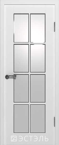 Порта ДО, белая эмаль