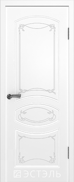 Версаль ДГ,белая эмаль