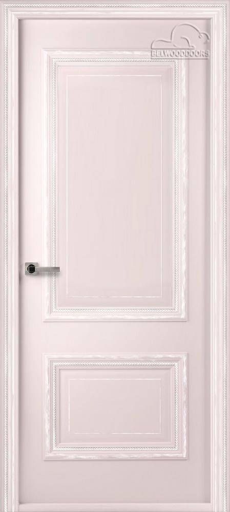 Франческа Винтаж, ДГ, Пепельная роза, наличник Стандарт