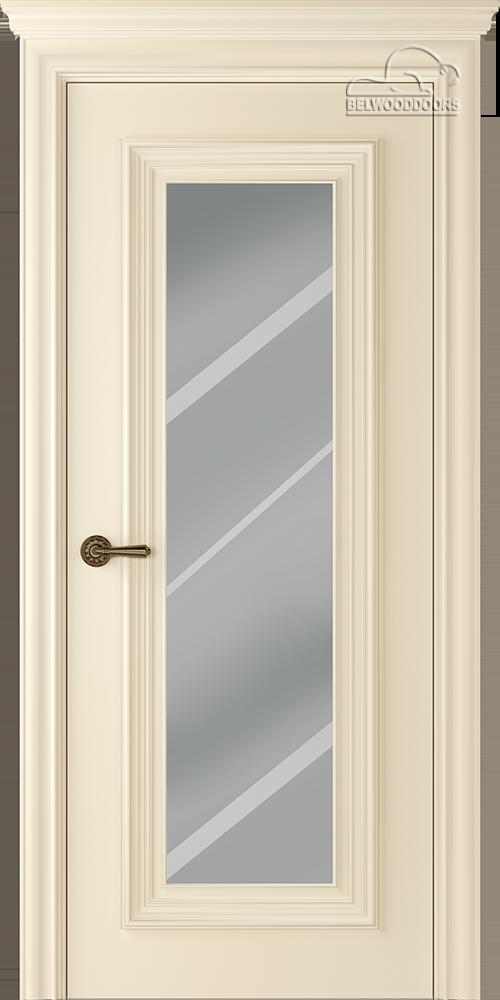 Палаццо 1, ДГ, Слоновая кость с зеркалом