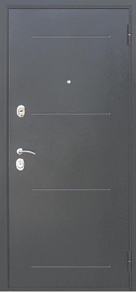 Гарда Муар царга, венге, вид снаружи