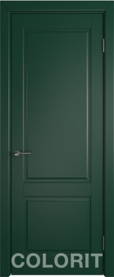 К1 ДГ зелёная эмаль