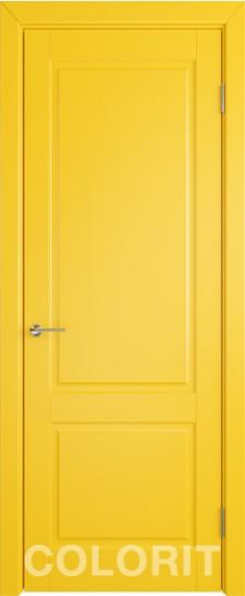 К1 ДГ жёлтая эмаль