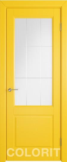 К1 ДО жёлтая эмаль
