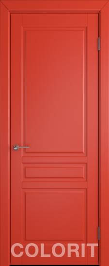 К2 ДГ красная эмаль