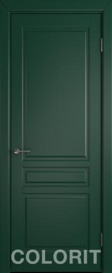 К2 ДГ зелёная эмаль