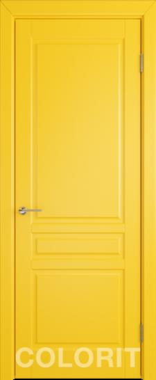 К2 ДГ жёлтая эмаль
