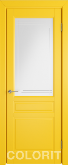 К2 ДО жёлтая эмаль