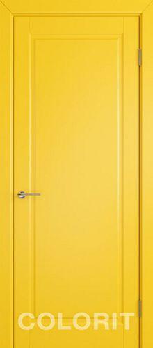 К3ДГ Жёлтая эмаль