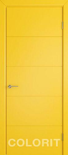 К4 ДГ Жёлтая эмаль