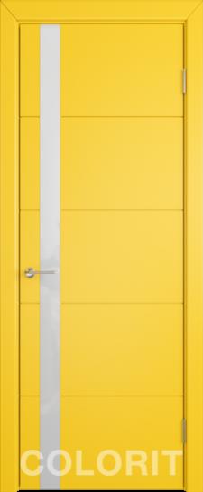 К4 ДО Жёлтая эмаль