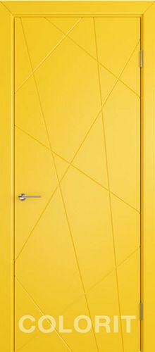 К5 ДГ Жёлтая эмаль
