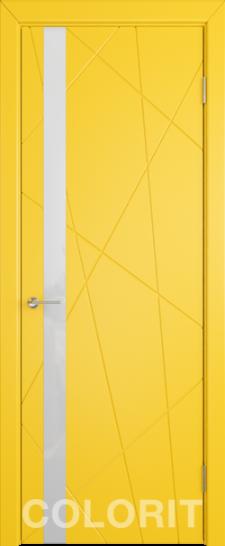 К5 ДО Жёлтая эмаль
