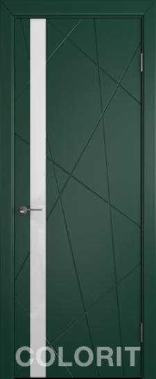 К5 ДО Зелёная эмаль