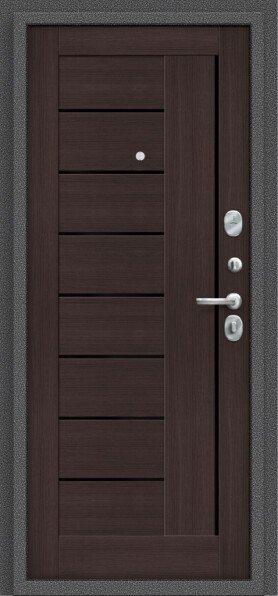 Porta S-2 109.П29 Антик Серебро-Wenge Veralinga внутренняя сторона