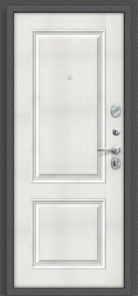 Porta S 104.К32 Антик Серебро-Bianco Veralinga внутренняя сторона