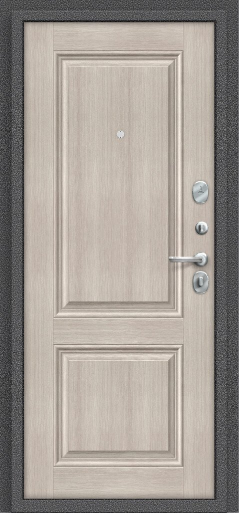 Porta S 104.К32 Антик Серебро-Cappuccino Veralinga внутренняя сторона
