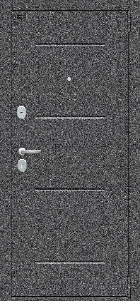 Porta S 104.К32 Антик Серебро-Wenge Veralinga наружная сторона