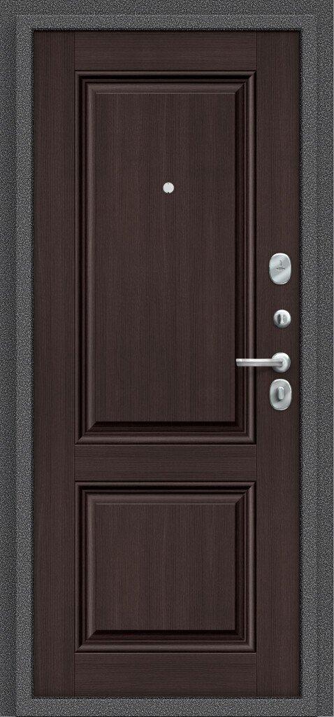 Porta S 104.К32 Антик Серебро-Wenge Veralinga внутренняя сторона
