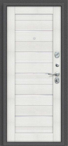 Porta S-2 104.П22 Антик Серебро-Bianco Veralinga внутренняя сторона