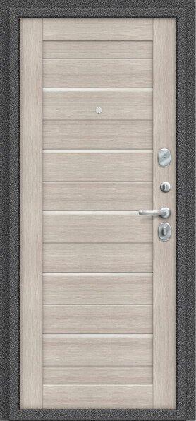 Porta S-2 104.П22 Антик Серебро-Cappuccino Veralinga внутренняя сторона