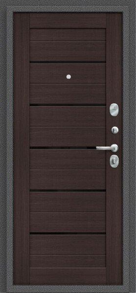 Porta S-2 104.П22 Антик Серебро-Wenge Veralinga внутренняя сторона