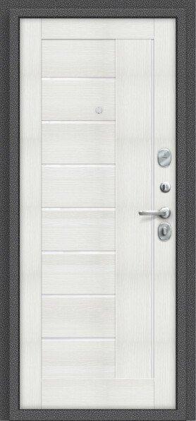 Porta S-2 109.П29 Антик Серебро-Bianco Veralinga внутренняя сторона